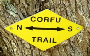 The Corfu Trail